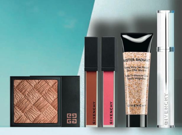 Givenchy-Summer Croisiere-Makeup-Collection