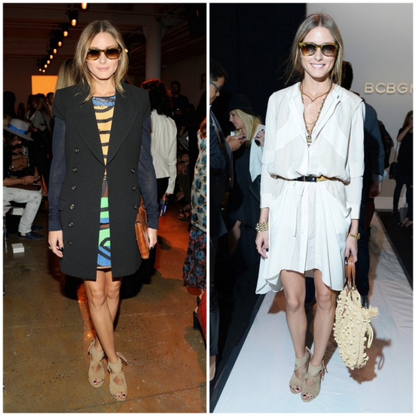 olivia palermo ny fashion week+blog le chodraui