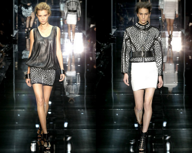 tom ford SPRING 2014 READY-TO-WEAR+le chodraui