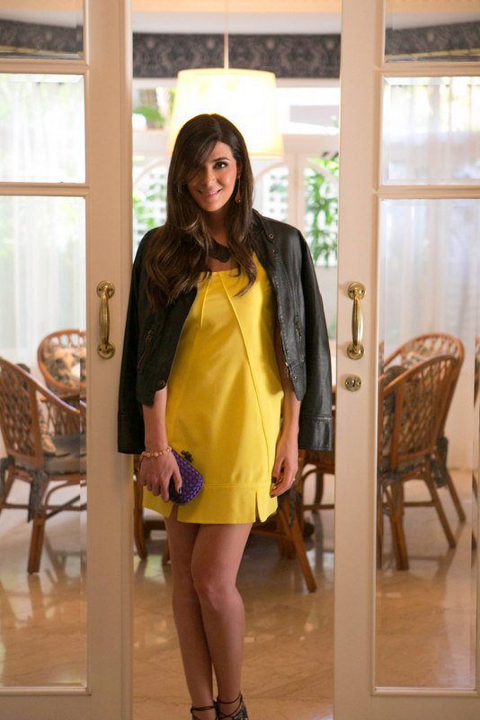 Look do dia amarelo+le chodraui