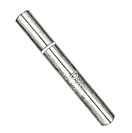 french-manicure-pen-from-the-manucure-abricot-line-dior+le chodraui