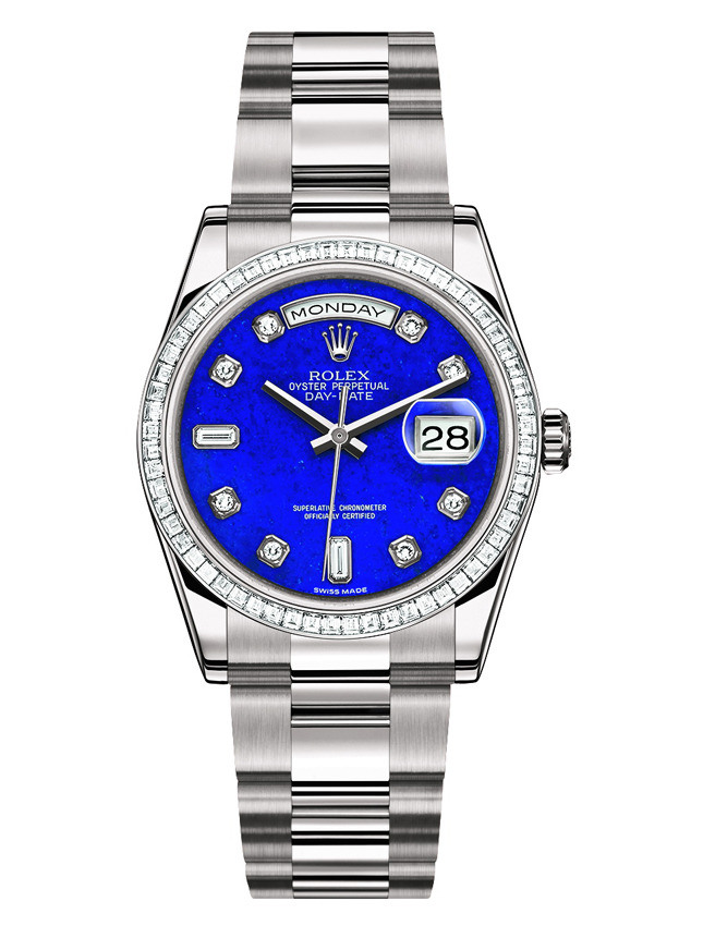 rolex-oyster-perpetual-day-lapis-lazuli+blog le chodraui