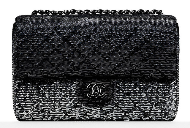 Chanel-Sequined-Flap-Bag-3800