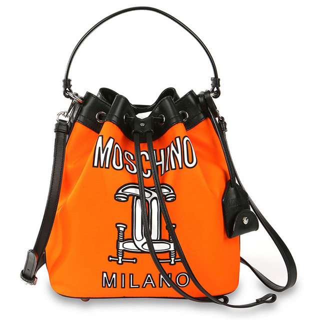 Moschino-Logo-Nylon-Bucket-Bag