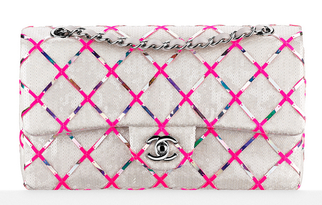 Bolsa-Chanel-Sequined-and-Embroidered-Classic-Flap-Bag