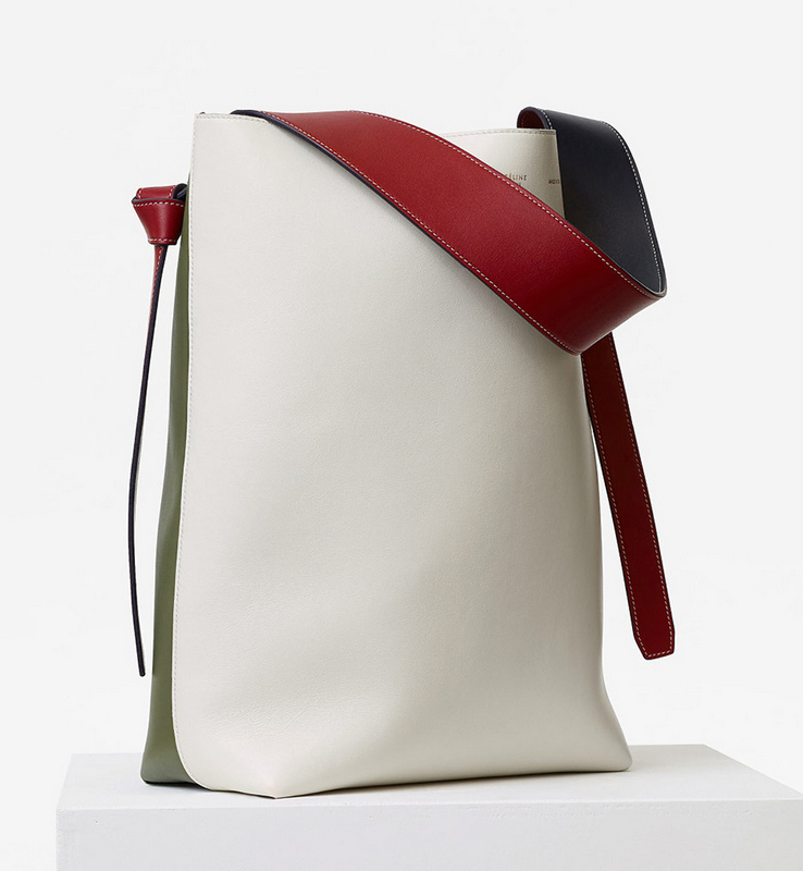 Celine-Small-Twisted-Cabas-Bag-White-1850